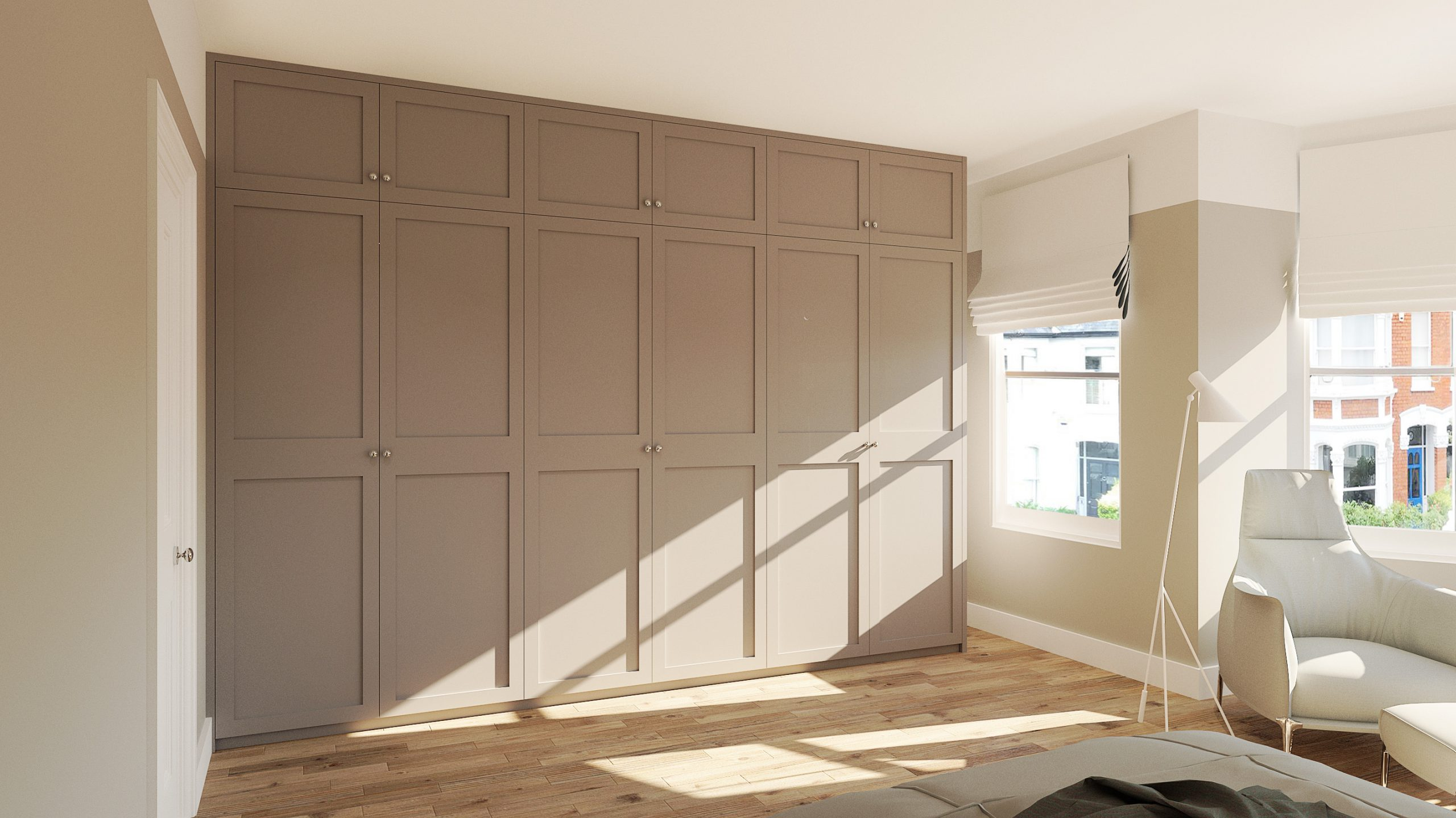 cheap-fitted-wardrobes-London-joinery-services-London